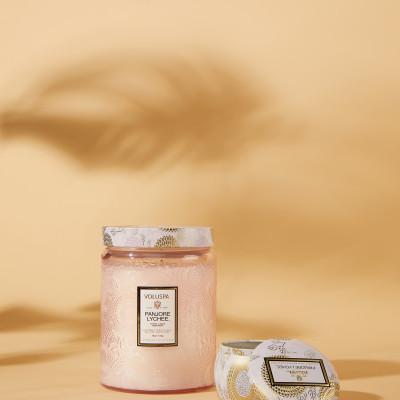 Volspa Candle + Tin
