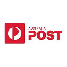 The Australia Post Parcel Lockers logo