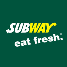 The Subway logo