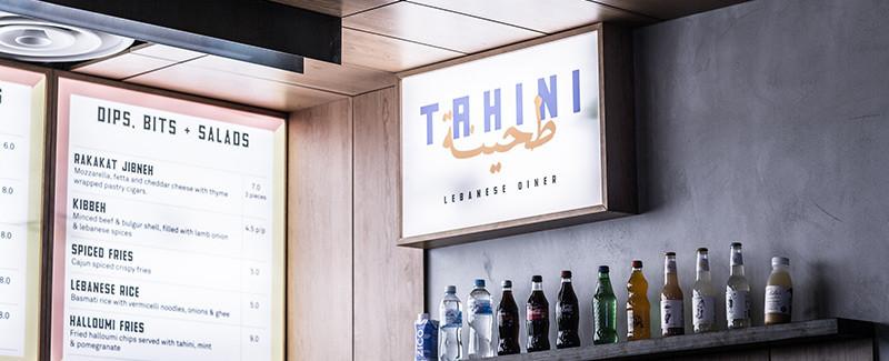 Tahini Lebanese Diner