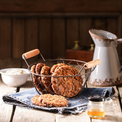 Anzac Cookie Recipe from Mellöbarre