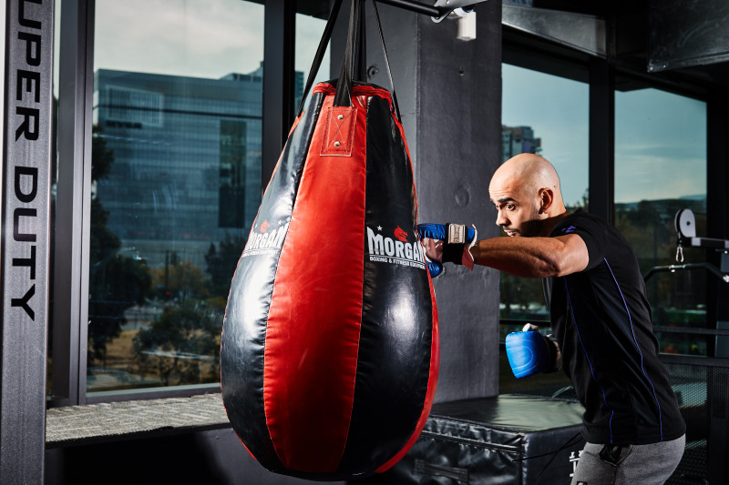 Smash your goals with Anytime Fitness