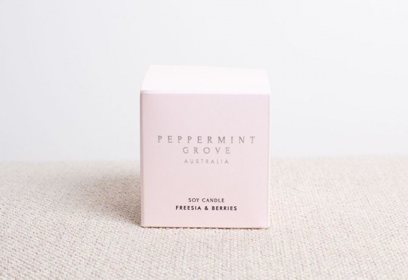 Peppermint Grove Candles Available to Capsule Pharmacy
