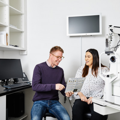 Free Eye Exams At Eyes On