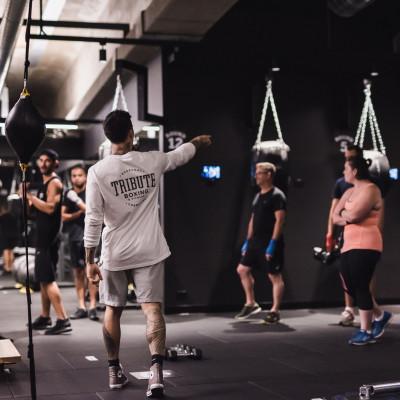 Tributes Boxings 6 Week Transformation Challenge